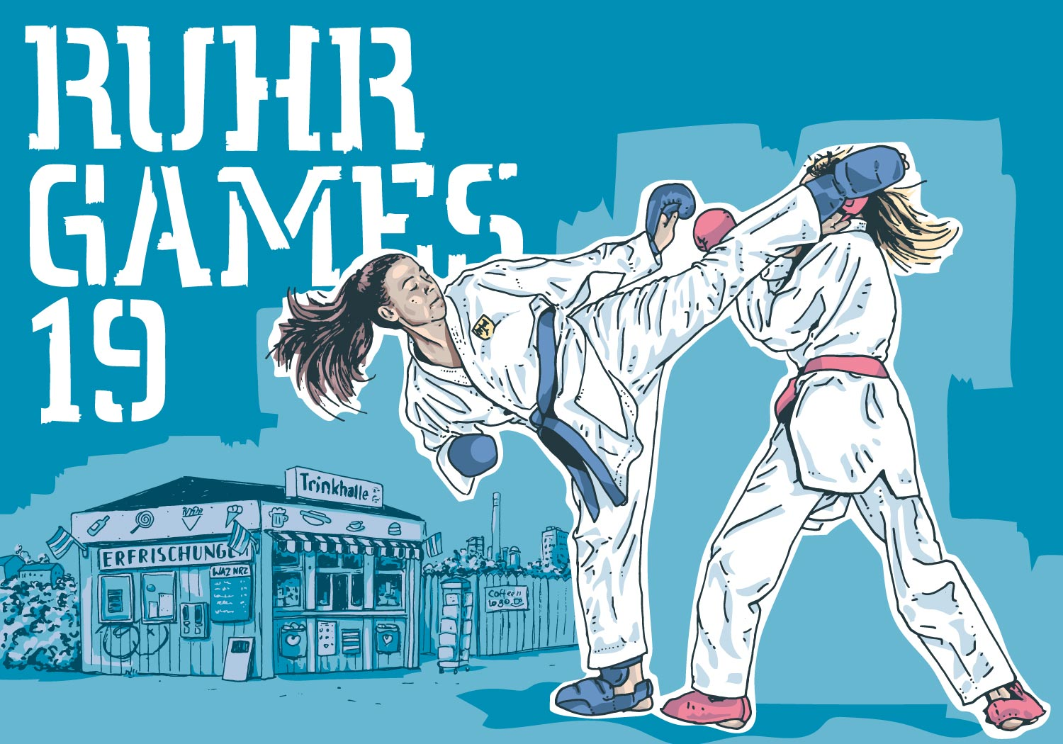 Ruhr Games 19, Karate